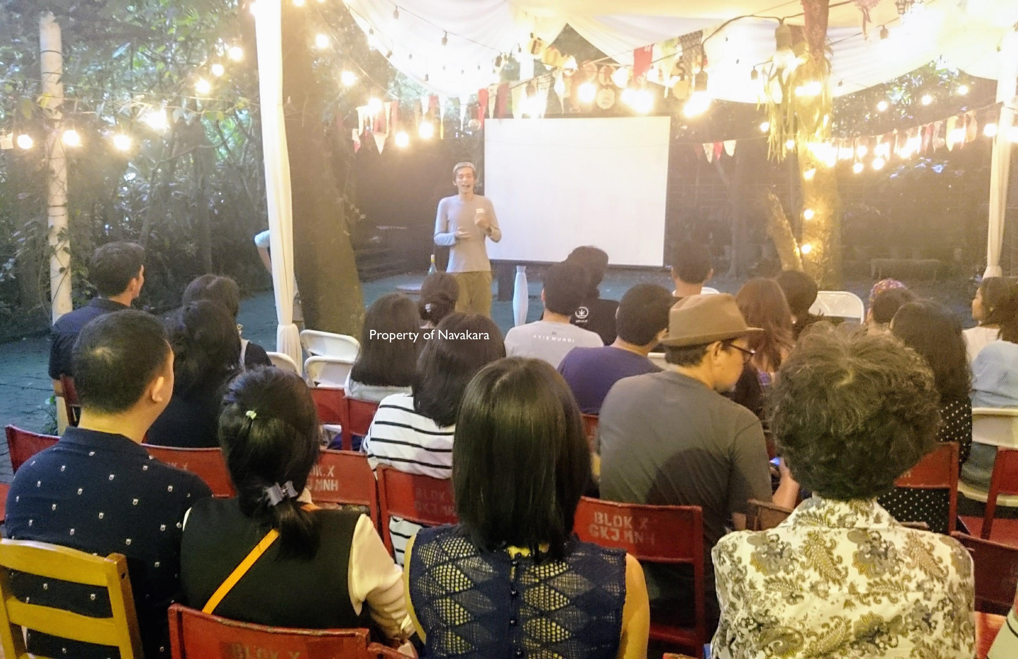 Navakara Community Event November 2016